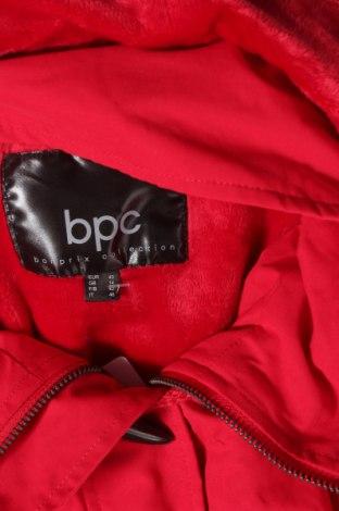 Дамско яке Bpc Bonprix Collection, Размер M, Цвят Червен, 58% полиестер, 42% памук, Цена 40,32лв.