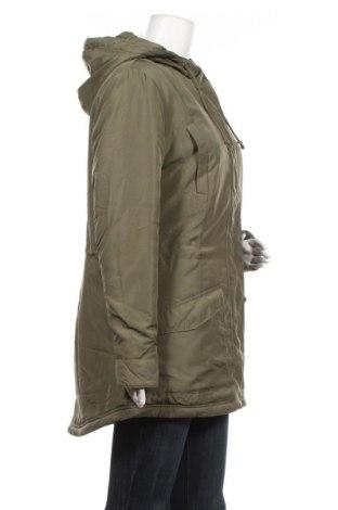Дамско яке Bpc Bonprix Collection, Размер L, Цвят Зелен, Полиестер, Цена 39,20лв.