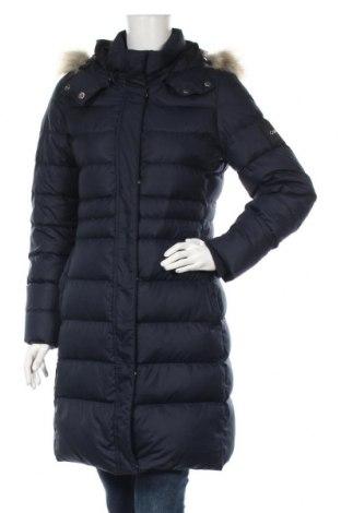 Dámska bunda  Calvin Klein, Veľkosť M, Farba Modrá, Polyester, perie , Cena  174,74€