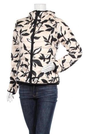 Γυναικείο μπουφάν Comma,, Μέγεθος S, Χρώμα  Μπέζ, Πολυαμίδη, φτερά και πούπουλα, Τιμή 90,13€