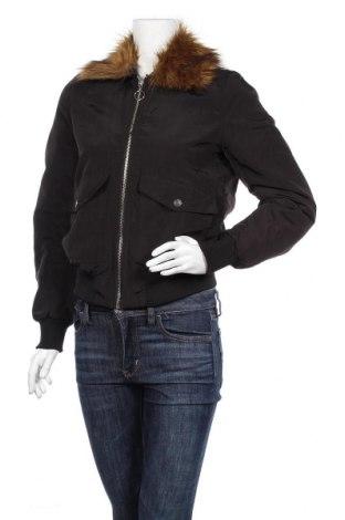 Kurtka damska H&M Divided, Rozmiar XS, Kolor Czarny, Poliester, Cena 99,00zł