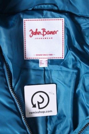 Дамско яке John Baner, Размер XXL, Цвят Син, Полиестер, Цена 43,68лв.