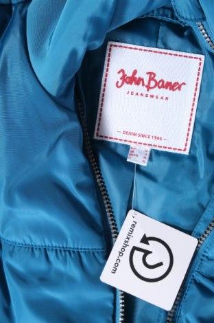 Дамско яке John Baner, Размер XS, Цвят Син, Полиестер, Цена 43,68лв.