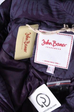 Дамско яке John Baner, Размер XL, Цвят Син, Памук, Цена 89,25лв.