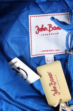 Дамско яке John Baner, Размер L, Цвят Син, 100% памук, Цена 42,84лв.