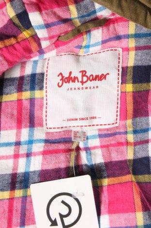 Дамско яке John Baner, Размер XL, Цвят Зелен, Памук, Цена 39,20лв.