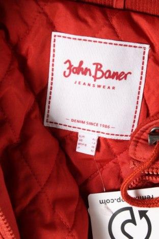 Дамско яке John Baner, Размер XL, Цвят Оранжев, 100% памук, Цена 84,00лв.