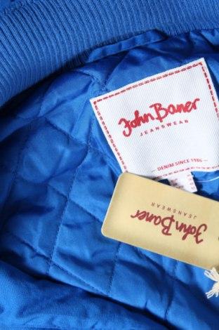 Дамско яке John Baner, Размер XL, Цвят Син, 100% памук, Цена 42,84лв.
