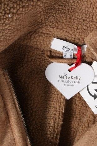 Дамско яке Maite Kelly by Bonprix, Размер XXL, Цвят Бежов, Полиестер, Цена 21,42лв.