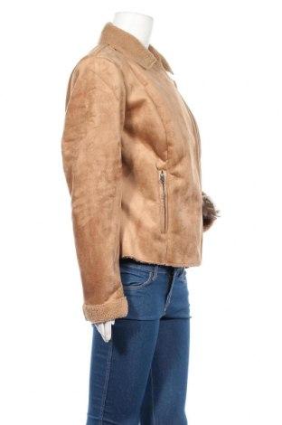 Дамско яке Maite Kelly by Bonprix, Размер XL, Цвят Бежов, Полиестер, Цена 21,42лв.
