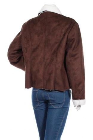 Дамско яке Maite Kelly by Bonprix, Размер XL, Цвят Кафяв, Полиестер, Цена 41,65лв.