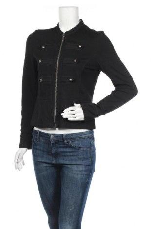 Γυναικείο μπουφάν One Two, Μέγεθος M, Χρώμα Μαύρο, 70% βισκόζη, 25% πολυεστέρας, 5% ελαστάνη, Τιμή 23,38€