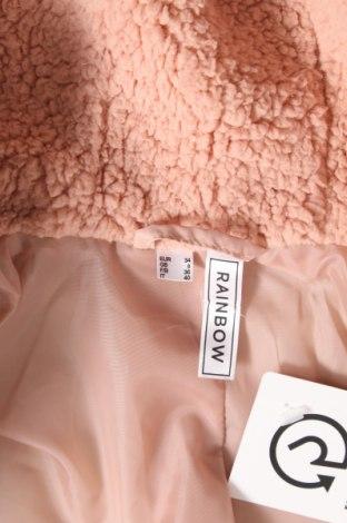 Дамско яке Rainbow, Размер XS, Цвят Розов, Полиестер, Цена 84,00лв.