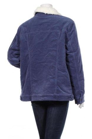 Дамско яке Rainbow, Размер XXL, Цвят Син, 98% памук, 2% еластан, Цена 42,56лв.