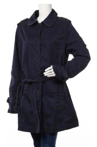 Damski prochowiec S.Oliver, Rozmiar XL, Kolor Niebieski, 95% bawełna, 5% elastyna, Cena 243,25zł