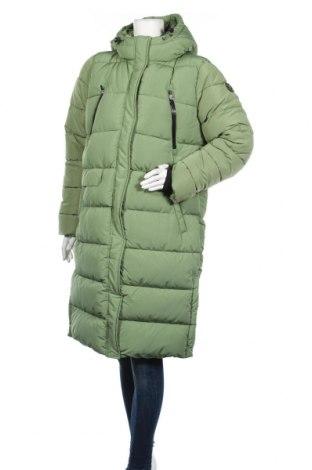 Γυναικείο μπουφάν Tom Tailor, Μέγεθος M, Χρώμα Πράσινο, Πολυεστέρας, Τιμή 92,27€