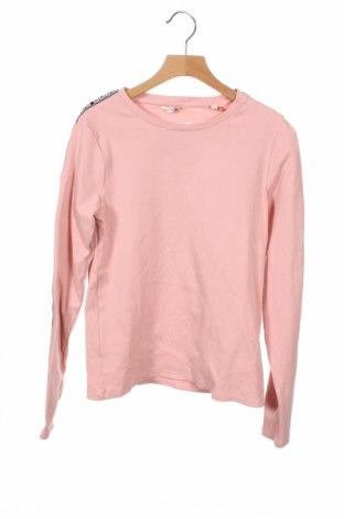 Παιδική μπλούζα Guess, Μέγεθος 15-18y/ 170-176 εκ., Χρώμα Ρόζ , 99% βαμβάκι, 1% ελαστάνη, Τιμή 27,83€