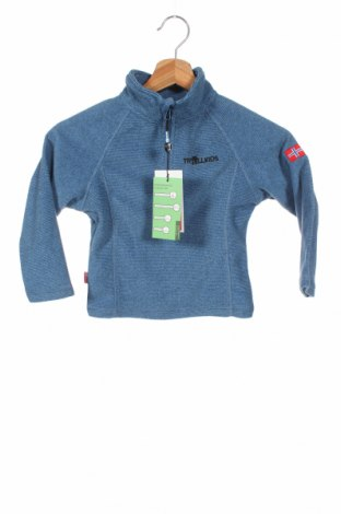 Παιδική μπλούζα Trollkids, Μέγεθος 2-3y/ 98-104 εκ., Χρώμα Μπλέ, Τιμή 17,78€