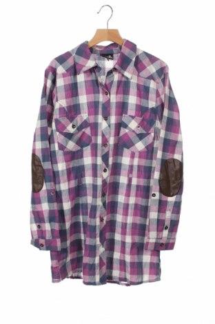 Παιδικό πουκάμισο D-Xel, Μέγεθος 15-18y/ 170-176 εκ., Χρώμα Πολύχρωμο, Βαμβάκι, Τιμή 9,87€