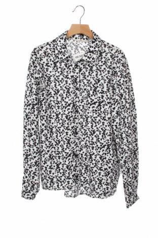 Παιδικό πουκάμισο H&M, Μέγεθος 12-13y/ 158-164 εκ., Χρώμα Μαύρο, Βισκόζη, Τιμή 10,49€