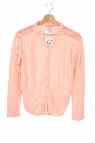 Παιδικό πουκάμισο H&M L.o.g.g, Μέγεθος 12-13y/ 158-164 εκ., Χρώμα Ρόζ , Τιμή 9,25€