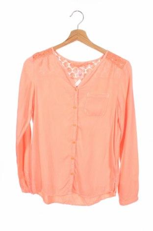 Παιδικό πουκάμισο H&M L.o.g.g, Μέγεθος 12-13y/ 158-164 εκ., Χρώμα Ρόζ , Βισκόζη, Τιμή 9,87€
