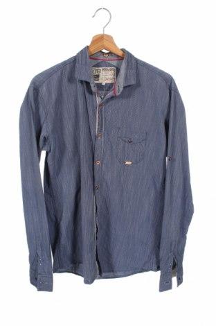 Παιδικό πουκάμισο Ltb, Μέγεθος 15-18y/ 170-176 εκ., Χρώμα Μπλέ, Τιμή 8,64€