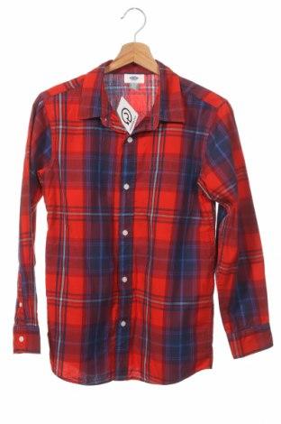 Παιδικό πουκάμισο Old Navy, Μέγεθος 15-18y/ 170-176 εκ., Χρώμα Πολύχρωμο, Βαμβάκι, Τιμή 9,09€