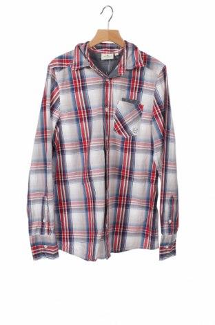Παιδικό πουκάμισο Tom Tailor, Μέγεθος 13-14y/ 164-168 εκ., Χρώμα Πολύχρωμο, 100% βαμβάκι, Τιμή 16,05€