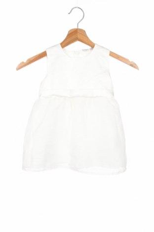 Dziecięca sukienka Name It, Rozmiar 12-18m/ 80-86 cm, Kolor Biały, Poliester, Cena 97,50zł
