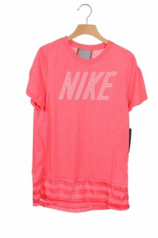 Παιδικό μπλουζάκι Nike, Μέγεθος 10-11y/ 146-152 εκ., Χρώμα Ρόζ , Πολυεστέρας, Τιμή 18,95€