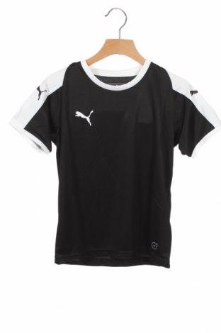 Παιδικό μπλουζάκι PUMA, Μέγεθος 6-7y/ 122-128 εκ., Χρώμα Μαύρο, Πολυεστέρας, Τιμή 15,08€