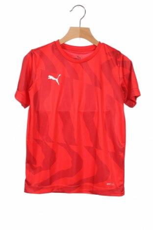 Παιδικό μπλουζάκι PUMA, Μέγεθος 6-7y/ 122-128 εκ., Χρώμα Κόκκινο, Πολυεστέρας, Τιμή 22,81€
