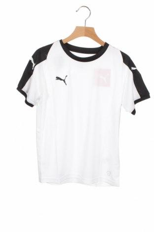 Παιδικό μπλουζάκι PUMA, Μέγεθος 8-9y/ 134-140 εκ., Χρώμα Λευκό, Πολυεστέρας, Τιμή 15,08€
