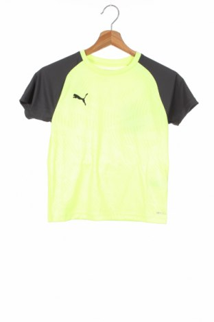 Παιδικό μπλουζάκι PUMA, Μέγεθος 6-7y/ 122-128 εκ., Χρώμα Πράσινο, Πολυεστέρας, Τιμή 15,08€