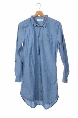 Παιδικό τουνίκ H&M L.o.g.g, Μέγεθος 14-15y/ 168-170 εκ., Χρώμα Μπλέ, Βαμβάκι, Τιμή 10,49€
