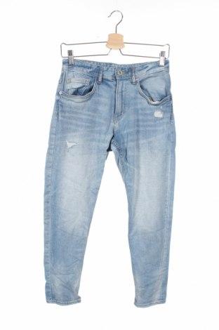 Παιδικά τζίν H&M, Μέγεθος 12-13y/ 158-164 εκ., Χρώμα Μπλέ, 99% βαμβάκι, 1% ελαστάνη, Τιμή 13,58€