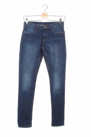 Παιδικά τζίν H&M, Μέγεθος 12-13y/ 158-164 εκ., Χρώμα Μπλέ, 71% βαμβάκι, 27% πολυεστέρας, 2% ελαστάνη, Τιμή 14,19€
