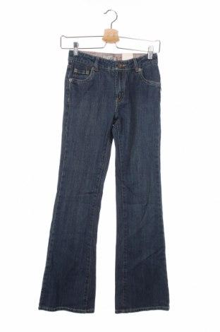 Παιδικά τζίν Levi's, Μέγεθος 13-14y/ 164-168 εκ., Χρώμα Μπλέ, 99% βαμβάκι, 1% ελαστάνη, Τιμή 31,18€