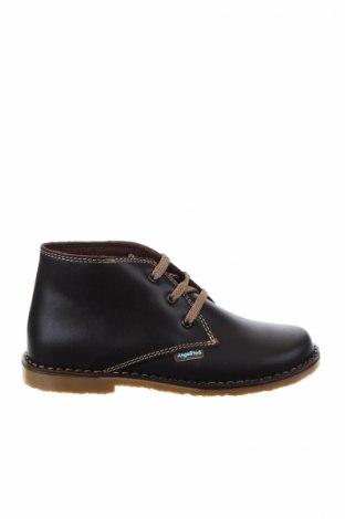 Παιδικά παπούτσια Angelitos, Μέγεθος 29, Χρώμα Καφέ, Γνήσιο δέρμα, Τιμή 30,54€