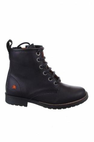 Детски обувки Art Shoes, Размер 30, Цвят Черен, Естествена кожа, Цена 87,45лв.