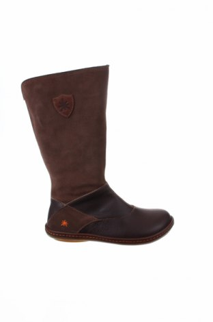 Детски обувки Art Shoes, Размер 34, Цвят Кафяв, Естествена кожа, Цена 87,45лв.