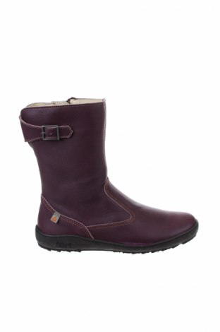 Детски обувки Art Shoes, Размер 34, Цвят Лилав, Естествена кожа, Цена 87,45лв.