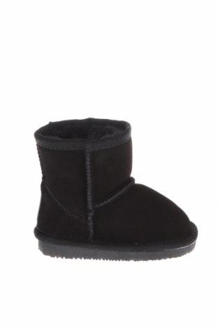 Παιδικά παπούτσια Gooce, Μέγεθος 22, Χρώμα Μαύρο, Φυσικό σουέτ, Τιμή 23,64€