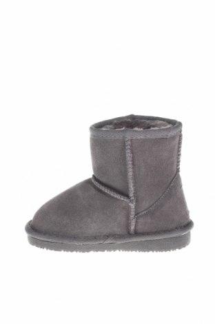 Παιδικά παπούτσια Gooce, Μέγεθος 23, Χρώμα Γκρί, Φυσικό σουέτ, Τιμή 53,74€