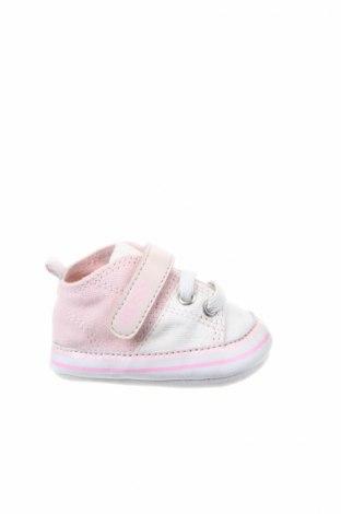 Παιδικά παπούτσια Hugo Boss, Μέγεθος 17, Χρώμα Ρόζ , Κλωστοϋφαντουργικά προϊόντα, γνήσιο δέρμα, Τιμή 42,94€