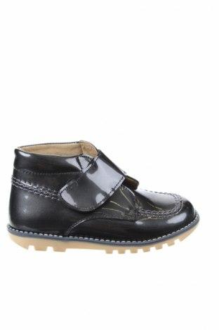 Παιδικά παπούτσια Lola Palacios, Μέγεθος 26, Χρώμα Γκρί, Γνήσιο δέρμα, Τιμή 30,54€