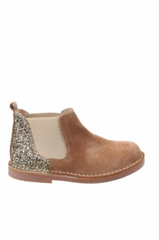 Παιδικά παπούτσια Lola Palacios, Μέγεθος 30, Χρώμα  Μπέζ, Φυσικό σουέτ, κλωστοϋφαντουργικά προϊόντα, Τιμή 30,54€