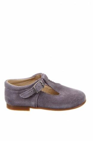 Παιδικά παπούτσια Lola Palacios, Μέγεθος 24, Χρώμα Γκρί, Φυσικό σουέτ, Τιμή 26,68€