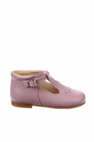 Παιδικά παπούτσια Lola Palacios, Μέγεθος 24, Χρώμα Ρόζ , Γνήσιο δέρμα, Τιμή 26,68€